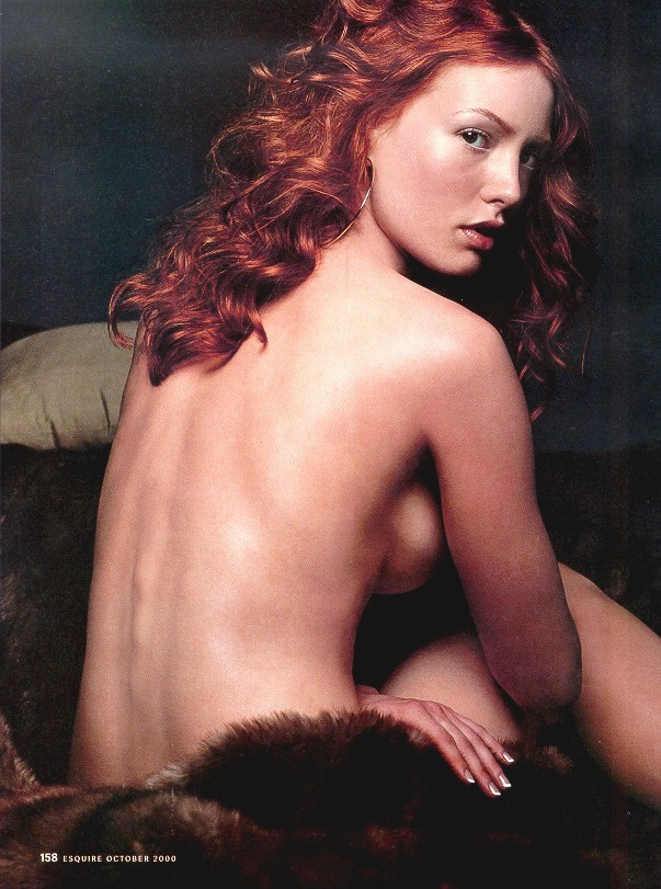 Is alicia witt gay