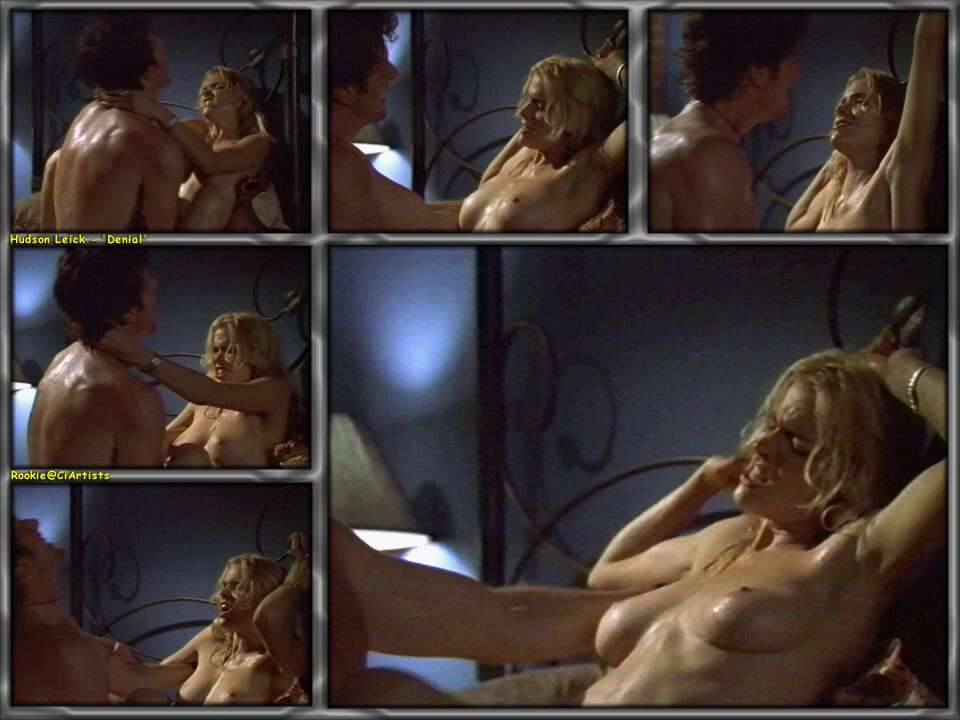 Naked hudson leick nude consider, that