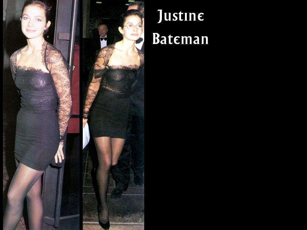 justine bateman naked